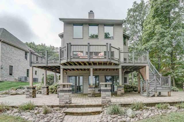N6282 Korth Highlands Rd, Lake Mills, WI 53551 (#1870236) :: Nicole Charles & Associates, Inc.