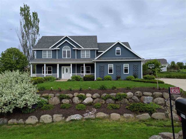 W8248 Bridle Path, Lake Mills, WI 53551 (#1870461) :: Nicole Charles & Associates, Inc.