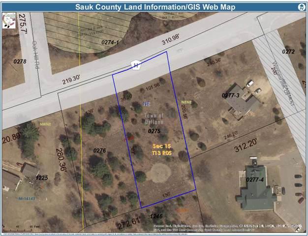 11 Ac County Road H, Dellona, WI 53965 (#1870656) :: HomeTeam4u
