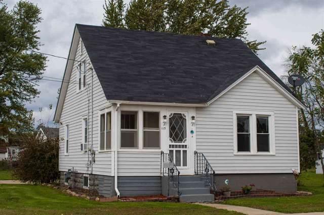 115 S Spring St, Mauston, WI 53948 (#1870692) :: HomeTeam4u