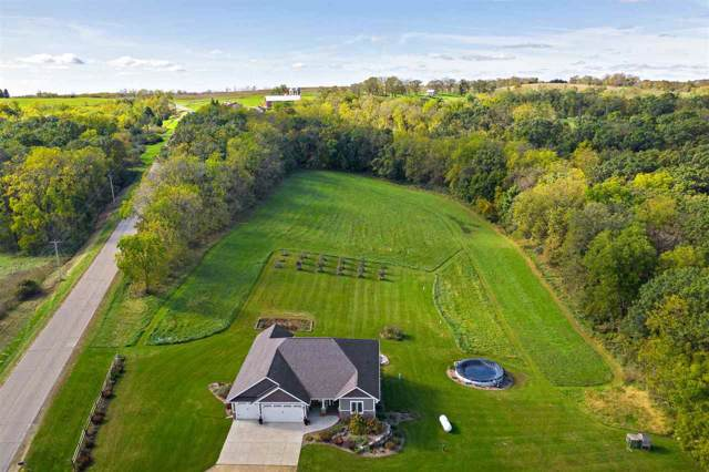 2370 County Road K, Brigham, WI 53507 (#1870699) :: Nicole Charles & Associates, Inc.