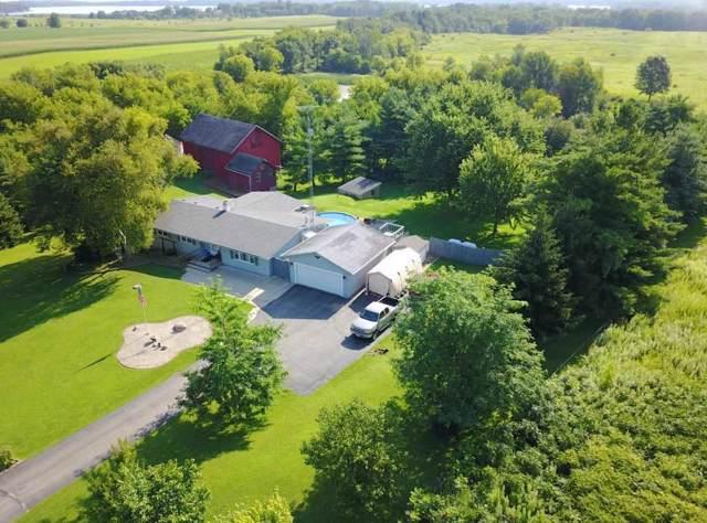N6050 County Road S, Lake Mills, WI 53551 (#1870786) :: Nicole Charles & Associates, Inc.
