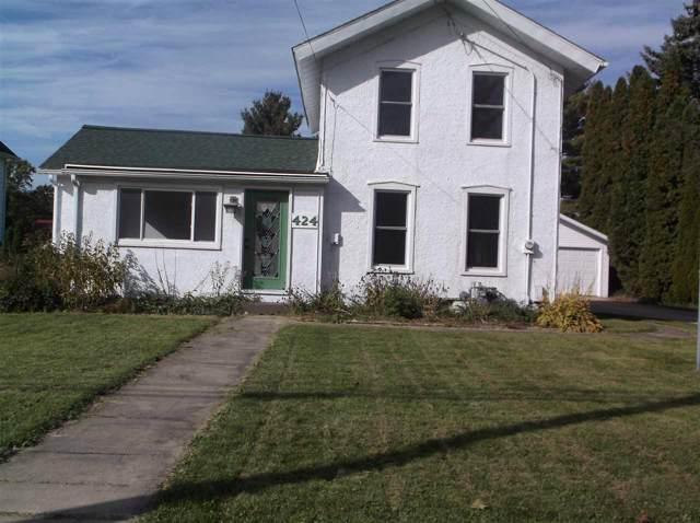 424 Church, Clinton, WI 53525 (#1871002) :: HomeTeam4u