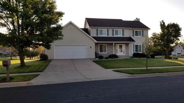 833 Arendal Ct, Stoughton, WI 53589 (#1871717) :: HomeTeam4u
