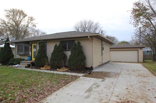 214 Jefferson St, Beaver Dam, WI 53916 (#1871885) :: Nicole Charles & Associates, Inc.