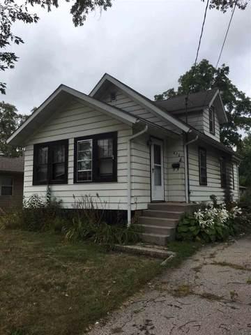 420 Gannon Ave, Blooming Grove, WI 53714 (#1872032) :: HomeTeam4u