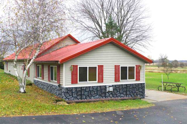 N3600 County Road A, Oxford, WI 53952 (#1872084) :: HomeTeam4u
