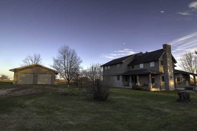 230 County Road K, Moscow, WI 53516 (#1872444) :: HomeTeam4u