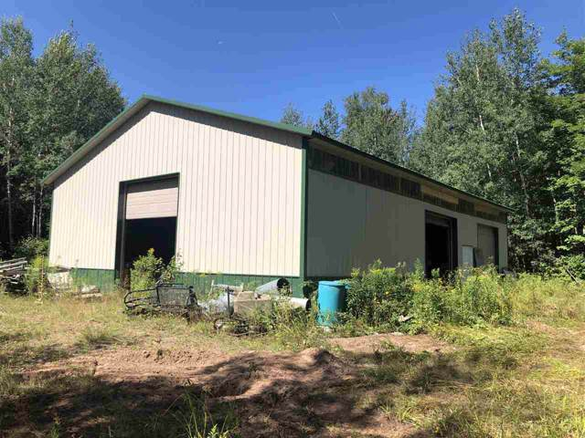 26127 Old Morse Rd, Gordon, WI 54527 (#1872522) :: Nicole Charles & Associates, Inc.