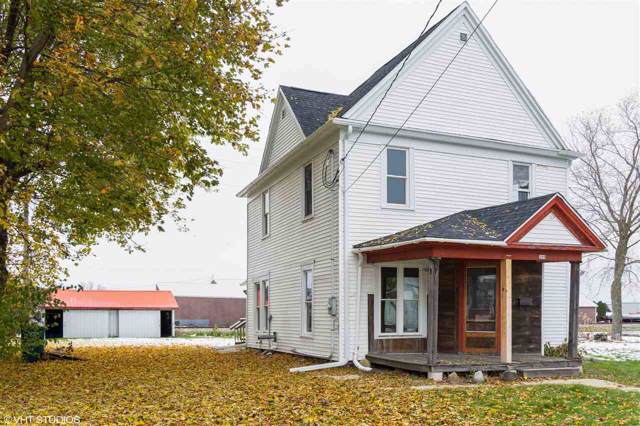 209 Center St, Randolph, WI 53956 (#1872525) :: Nicole Charles & Associates, Inc.