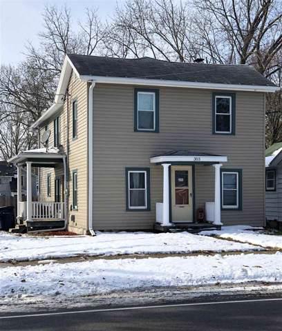 303 N Pearl St, Janesville, WI 53548 (#1872663) :: Nicole Charles & Associates, Inc.