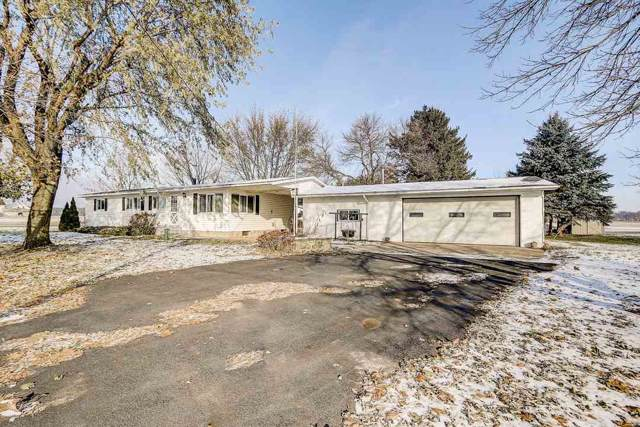 E11604 Sauk Prairie Rd, Prairie Du Sac, WI 53578 (#1872677) :: Nicole Charles & Associates, Inc.