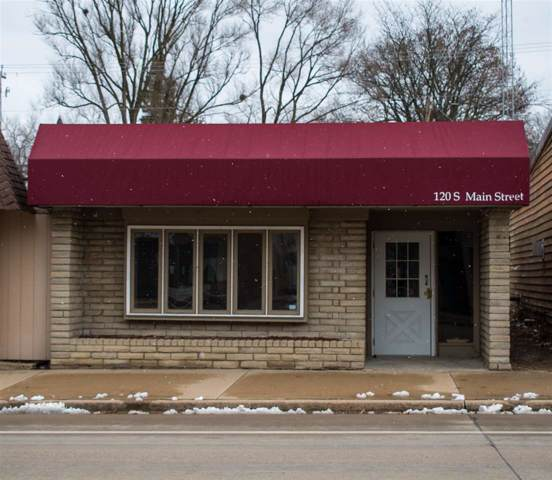 120 S Main St, Adams, WI 53910 (#1873152) :: HomeTeam4u