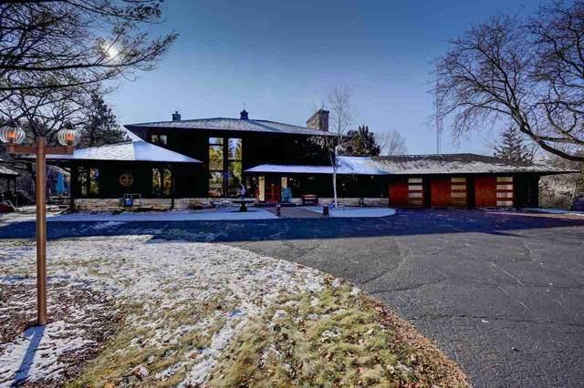 W9963 County Road O, Lewiston, WI 53901 (#1873290) :: Nicole Charles & Associates, Inc.