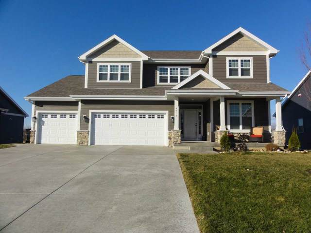 4415 Eagle Ridge Ln, Windsor, WI 53598 (#1873309) :: HomeTeam4u
