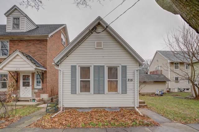 215 S Randall Ave, Madison, WI 53715 (#1873354) :: Nicole Charles & Associates, Inc.