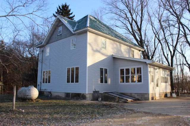 W3501 County Road B, Otsego, WI 53960 (#1873563) :: HomeTeam4u