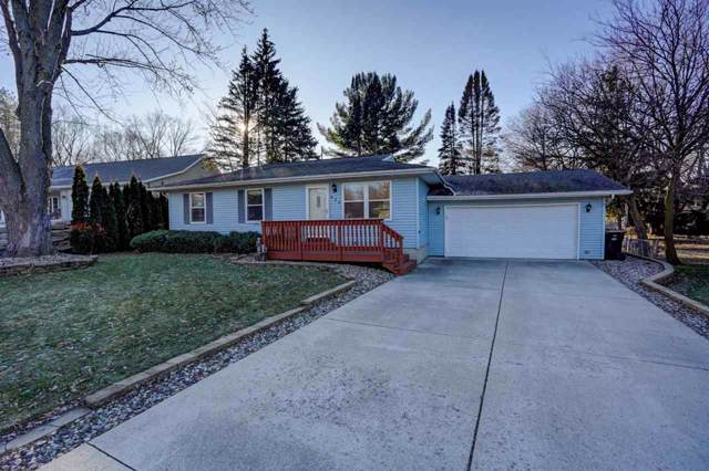 420 W Lincoln Dr, Deforest, WI 53532 (#1873609) :: HomeTeam4u