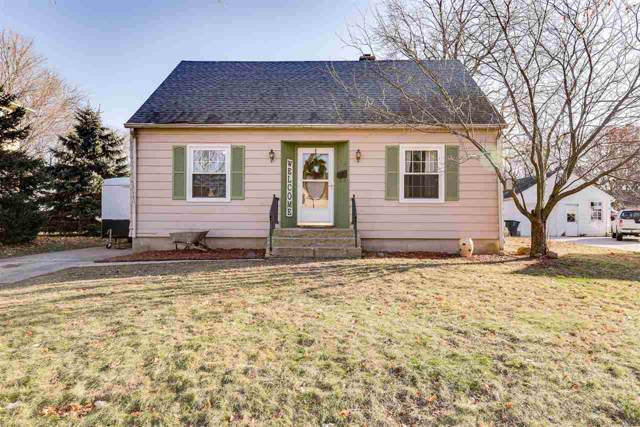 214 S Fischer Ave, Jefferson, WI 53549 (#1873621) :: Nicole Charles & Associates, Inc.