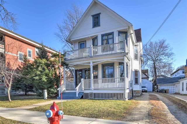 925/927 Jenifer St, Madison, WI 53703 (#1873632) :: Nicole Charles & Associates, Inc.