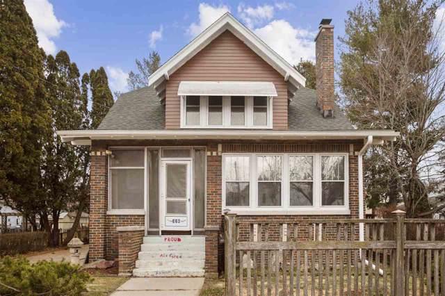 326 N Terrace St, Janesville, WI 53548 (#1873680) :: HomeTeam4u