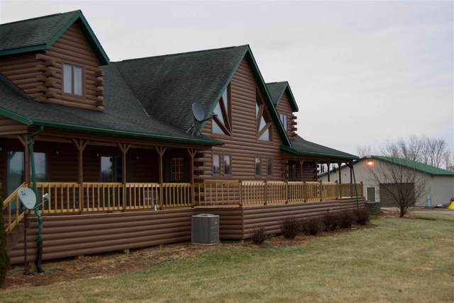 28954 Hwy 80, Orion, WI 53581 (#1873714) :: Nicole Charles & Associates, Inc.
