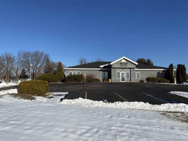 105 Warren St, Beaver Dam, WI 53916 (#1874337) :: Nicole Charles & Associates, Inc.