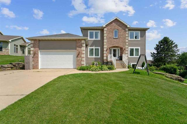 105 Agnes Ct, Mount Horeb, WI 53572 (#1874606) :: Nicole Charles & Associates, Inc.