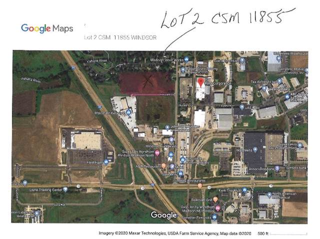 Lot 2 Lake Rd, Windsor, WI 53598 (#1874808) :: HomeTeam4u