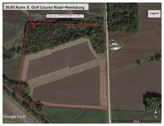 38.85 Ac S Golf Course Rd, Reedsburg, WI 53959 (#1874852) :: Nicole Charles & Associates, Inc.