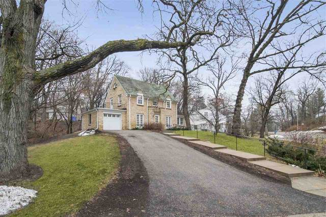2913 Columbia Rd, Shorewood Hills, WI 53705 (#1875639) :: Nicole Charles & Associates, Inc.