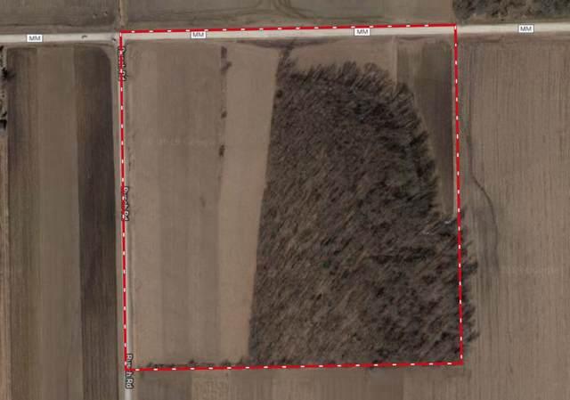 40 Ac County Road Mm, Emmet, WI 53094 (#1875762) :: HomeTeam4u