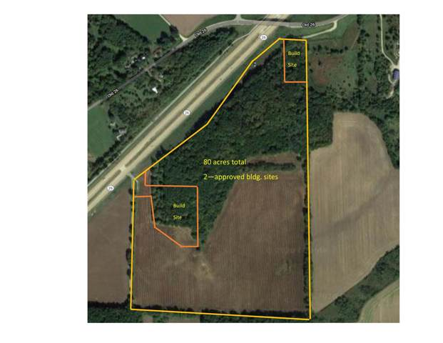 Option 4 Hwy 26, Koshkonong, WI 53538 (#1875902) :: Nicole Charles & Associates, Inc.