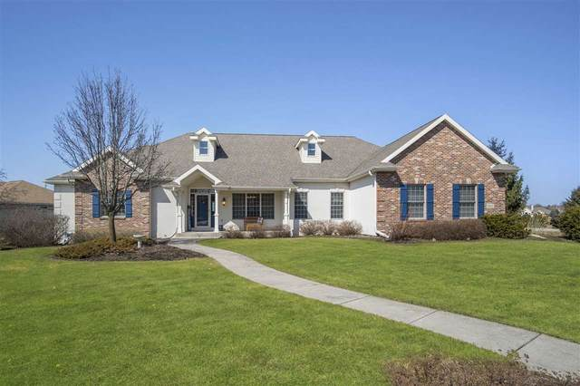 1802 Red Tail Dr, Madison, WI 53593 (#1876090) :: HomeTeam4u