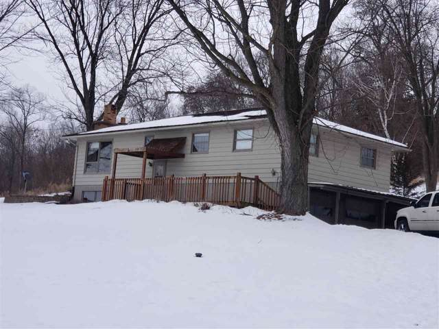 28331 County Road Bb, Buena Vista, WI 53581 (#1876100) :: Nicole Charles & Associates, Inc.
