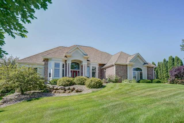 7549 Summit Ridge Rd, Middleton, WI 53562 (#1876266) :: Nicole Charles & Associates, Inc.