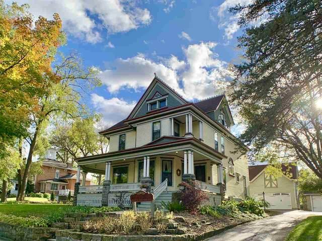 115 Prairie St, Lodi, WI 53555 (#1876320) :: HomeTeam4u