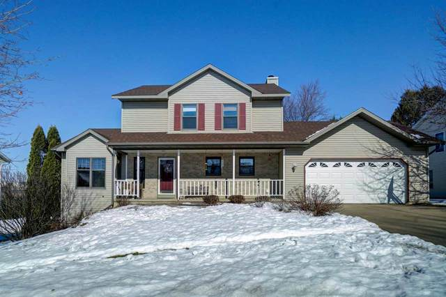 309 Meadow View Rd, Mount Horeb, WI 53572 (#1876414) :: Nicole Charles & Associates, Inc.