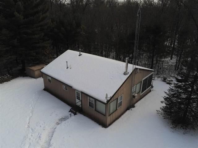W2373 County Road E, Crystal Lake, WI 54960 (#1876554) :: HomeTeam4u