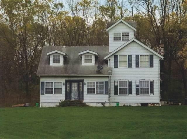 N4273 County Road U, Portage, WI 53901 (#1876866) :: Nicole Charles & Associates, Inc.
