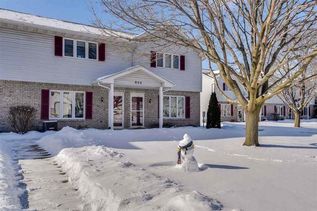 905 Whispering Way, Cottage Grove, WI 53527 (#1876868) :: HomeTeam4u