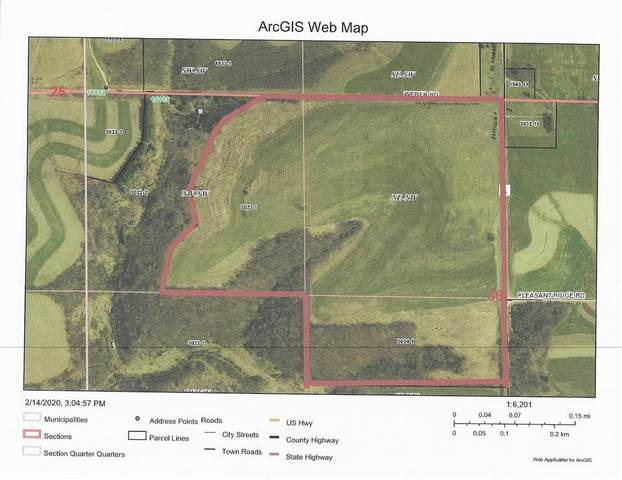 78.7 Acres Weber Rd & Cty A, Bloom, WI 54664 (#1876932) :: Nicole Charles & Associates, Inc.