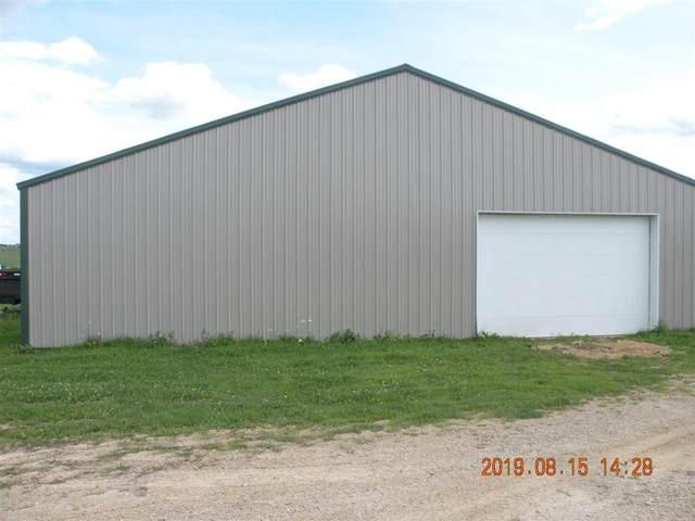10597 Hickory Rd, Bloomington, WI 53804 (#1876968) :: Nicole Charles & Associates, Inc.