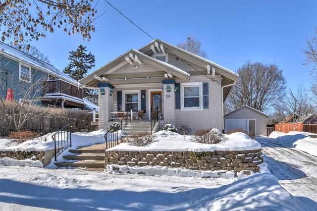 306 Highland Ave, Madison, WI 53705 (#1876985) :: Nicole Charles & Associates, Inc.