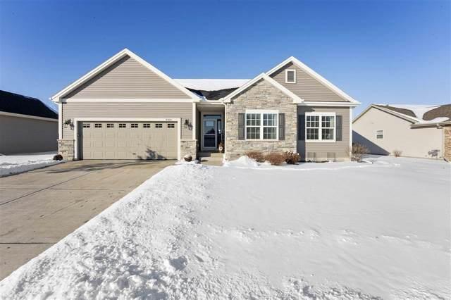 4366 Snowy Ridge Tr, Windsor, WI 53598 (#1877147) :: HomeTeam4u
