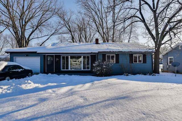 186 E Lincoln St, Oregon, WI 53575 (#1877243) :: HomeTeam4u