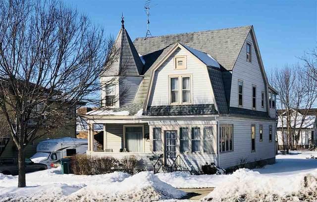 124 Washington St, Beaver Dam, WI 53916 (#1877248) :: Nicole Charles & Associates, Inc.