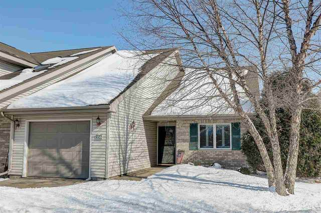 358 Alpine Meadows Cir, Oregon, WI 53575 (#1877274) :: HomeTeam4u