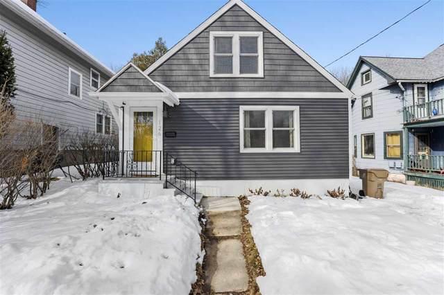 126 Ohio Ave, Madison, WI 53704 (#1877619) :: Nicole Charles & Associates, Inc.