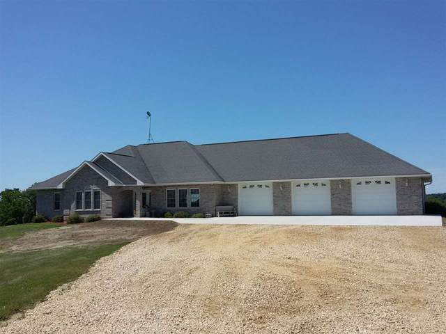2058 Airport Rd, Smelser, WI 53818 (#1877780) :: Nicole Charles & Associates, Inc.